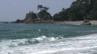 桂浜の詳細情報や地図はこちら↓ http://www.healing-japan.tv/spot-90.h...