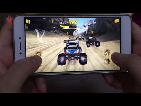 Как идут игры на Xiaomi Redmi Note 4X