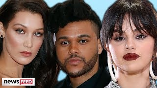 The Weeknd SHADES Selena Gomez & Wants Babies With Bella Hadid?!?
