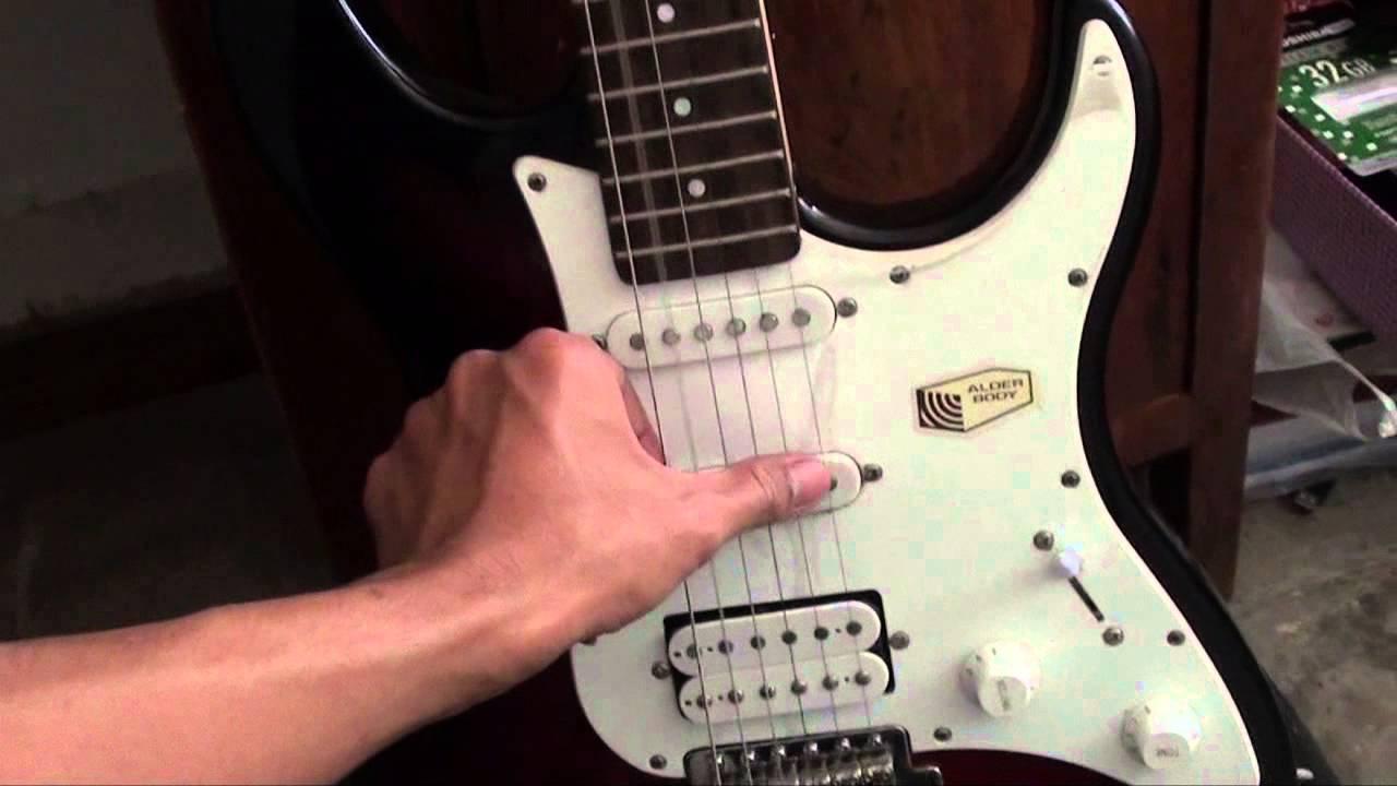Tutorial Cara Memainkan Gitar Elektrik