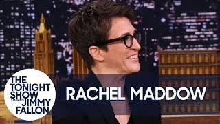 Rachel Maddow Shares Common Wisdom About the Midterm Elections