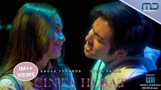 Syifa Hadju & Angga Yunanda - Cinta Hebat (One Take Performance Video)