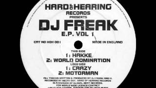 DJ Freak - Crazy