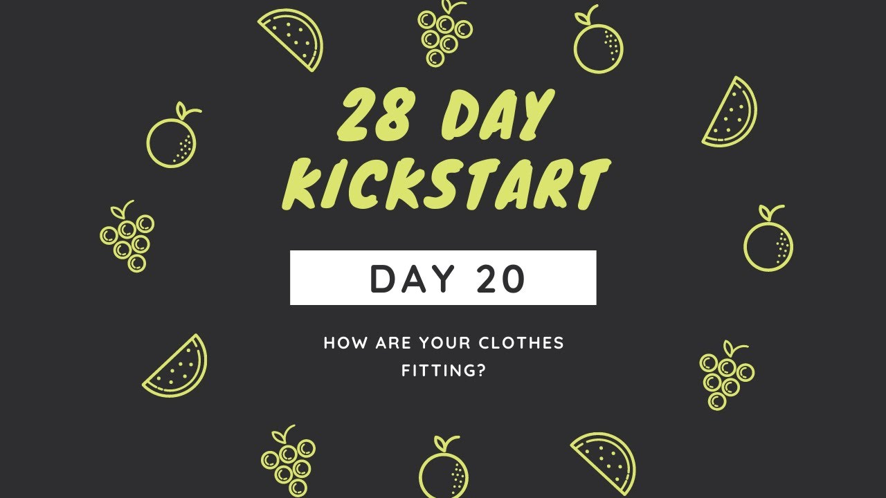 Day 20 - Results (Clothing)