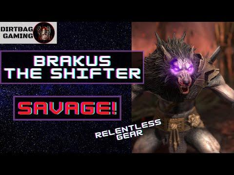 BRAKUS THE SHIFTER RELENTLESS!   BEAST MODE!   Raid Shadow Legends Guide