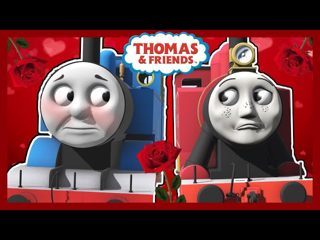 Rosies Are Red | Season 22 | Thomas & Friends (Adaption)