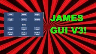 [ROBLOX Arcane Adventures] JAMES GUI V3 REVIEW [PAID]