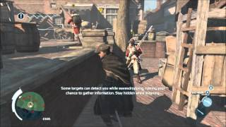 Assassins Creed 3 - Sequence 2 - Mission 2 - The Surgeon - Full Synch