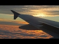 SAS Scandinavian Airlines A320 Oslo-Copenhagen Safety, Takeoff, Inflight, Landing SK451