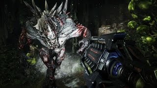 Evolve Big Alpha Assault Hunter Gameplay