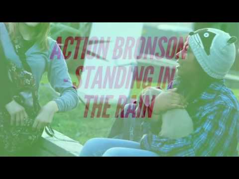 Action Bronson, Mark Ronson and Dave Auerbach - Standing in the rain Instrumental By @Sev7en Leo