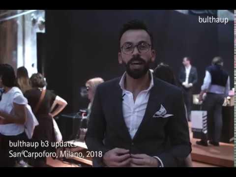 Bulthaup Highlights Der Mailander Mobelmesse 2018 Bulthaup B3