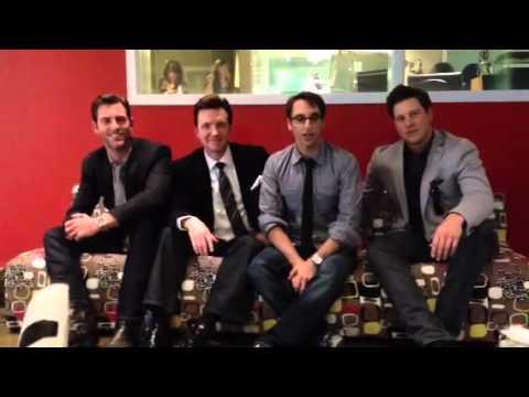 Congrats from Jersey Boys