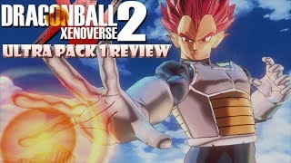 Dragon Ball Xenoverse 2: Ultra Pack 1 (Switch) Review (Video Game Video Review)