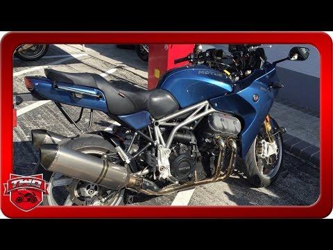 2016 Motus MST Motorcycle Review