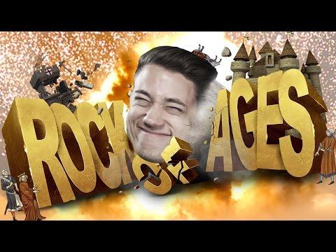 KNALLEN MUSS ES!   Rock of Ages