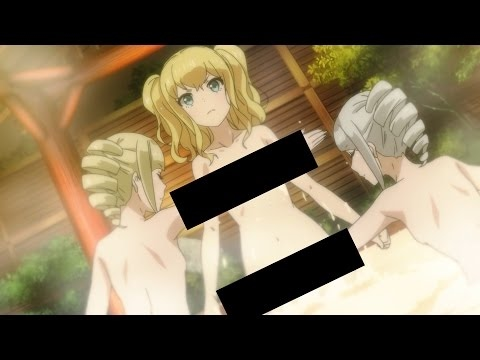 Schoolgirl Strikers - Best way to censor Anime