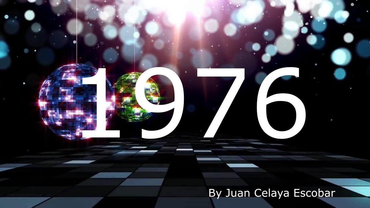 Música Disco 1976 Youtube