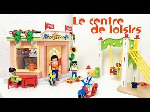 Le centre de Loisirs Playmobil - 5634 par Bianca