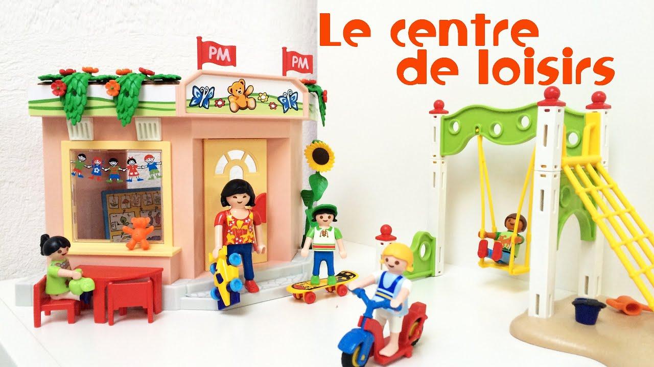 Le centre de loisirs playmobil 5634 par bianca youtube for Centre de loisirs 78