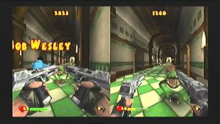 Serious Sam The Next Encounter - Stages 01 and 02