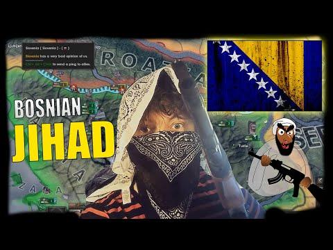 HOI4 ISLAMIST BOSNIA | Hearts of Iron 4 BOSNIA [Millennium Dawn: Modern Day Mod] |