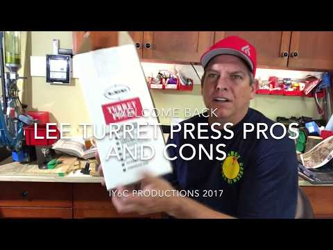 Lee Turret Press