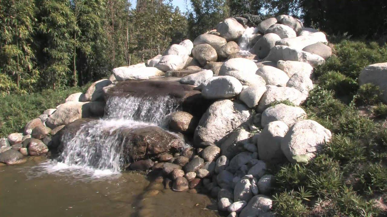 Les Jardins aquatiques : visite du Parc - YouTube
