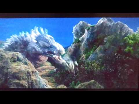 Godzilla and Anguirus talking