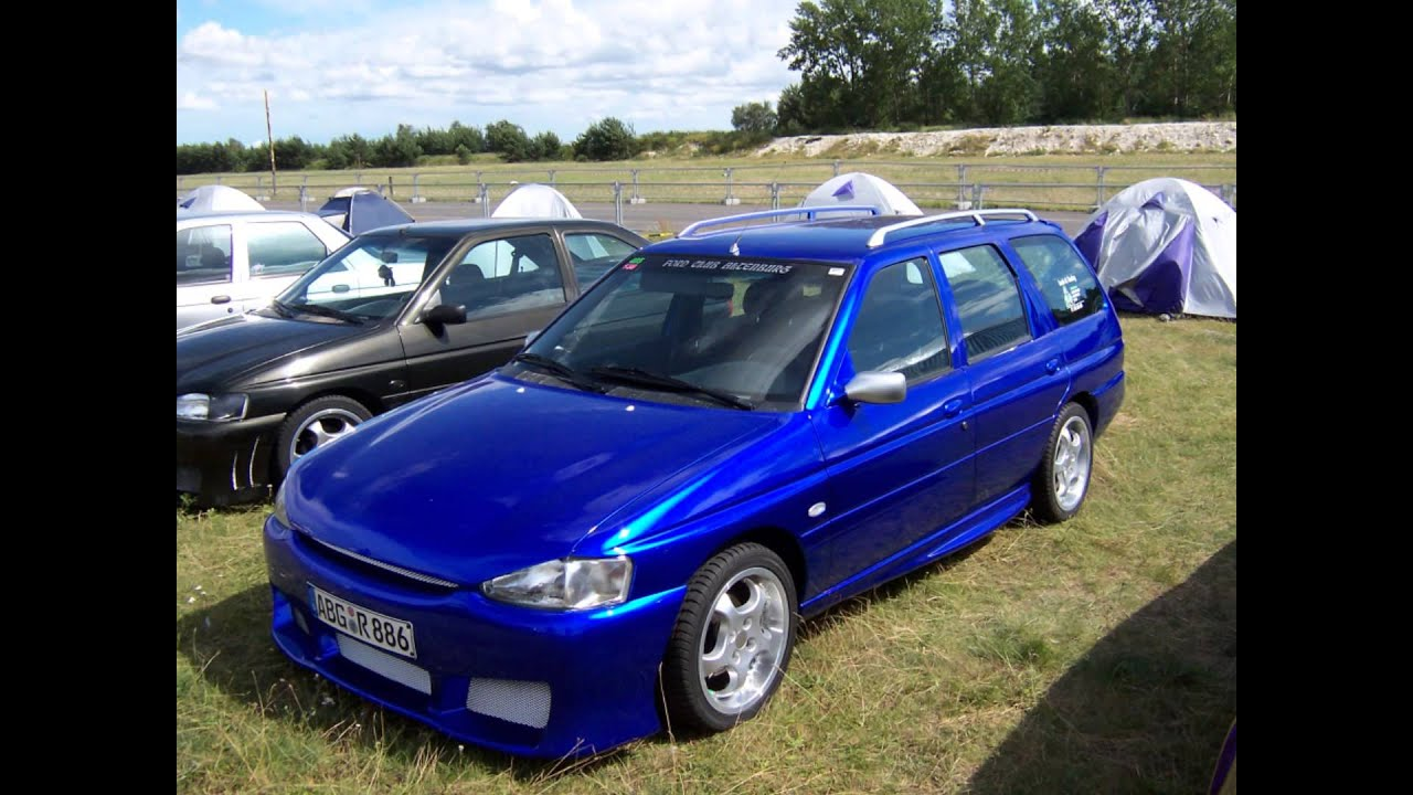 Ford Escort Tuning Cars