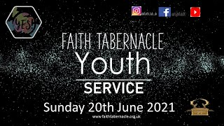 Y.E.S Youth Service 20th June 2021