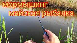 Майская рыбалка на мормышку gammarus 0 1 0 6 окунь красноперка мормышинг