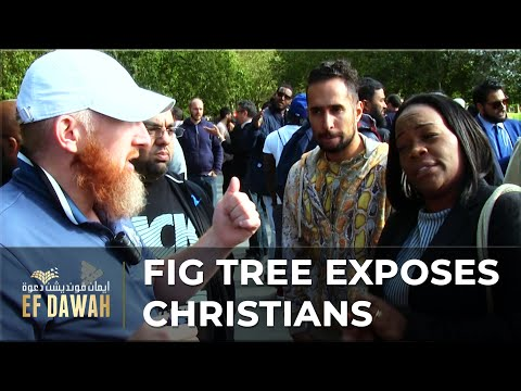 Fig Tree Exposes Christians