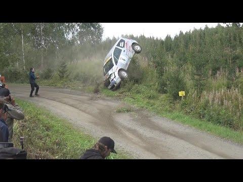 Tengtools Ralli 2016, Kitee (crash & Action)