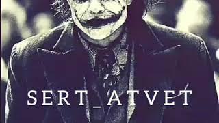 WhatsApp Status  Ben Her zaman Doruyu Soylerim Yalan Soyleyen Sizlersiniz Joker ( SaiQ OffiCial HD )