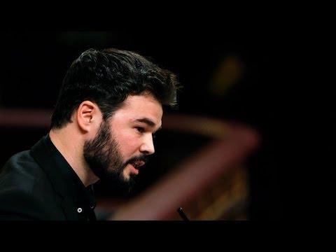 Gabriel Rufián (ERC) el discurso más chulo del debate