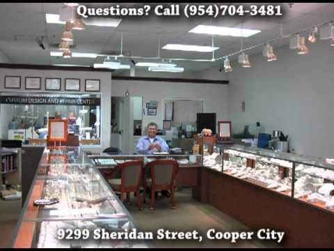 JMR Jewelers Scrap Silver Buyers Dealers (Cooper City FL) (Davie FL) Designer Jewelry
