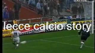 Genoa-LECCE 2-0 - 13/10/1996 - Campionato Serie B 1996/'97 - 6.a giornata di andata