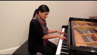 Tum Hi Ho - Aashiqui 2 - Piano Cover by Raashi Kulkarni