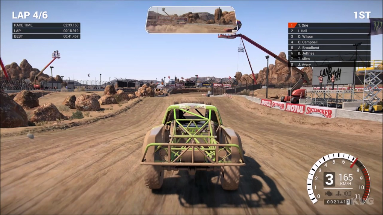 dirt 4 california usa land rush gameplay pc hd 1080p60fps youtube. Black Bedroom Furniture Sets. Home Design Ideas