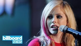Avril Lavigne Is Back With Emotional Single 'Head Above Water' | Billboard News