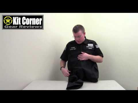 LA Police Gear Pants With Elastic Waist Band