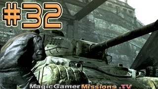 Resident Evil 6 ™ | The Bridge | 32nd Mission [ Chapter 2 ] | Chris & Piers