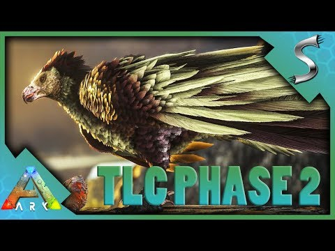 TLC PHASE 2 IS COMING! ARGY, SPINO, RAPTOR, SARCO, TRIKE & PARASAUR PREVIEWS - Ark: Survival Evolved