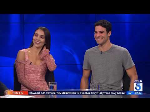 "Jenna Johnson & Joe Amabile on How they Can Win ""Dancing with the Stars"""
