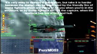 Battlecruiser Millenium Gold : Attack of Pixan Part 1/2