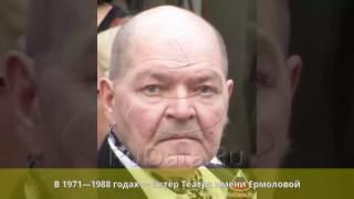 Жарков, Алексей Дмитриевич - Биография