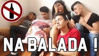 EFEITOS DO ÁLCOOL | CAÍMOS NA BALADA!
