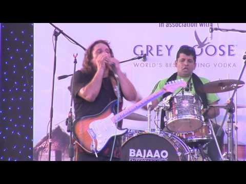 Herman Abreo Blues Band at Genesis Foundation Goa Rhythm & Blues