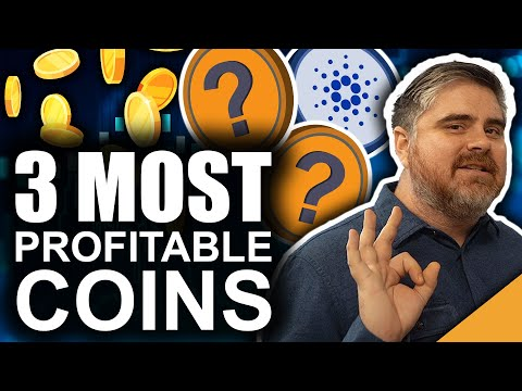 3 MOST Profitable Coins I Own (Mega Millionaire Portfolio Update)